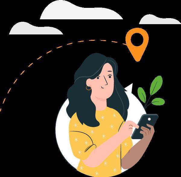 contact to get customer feedback